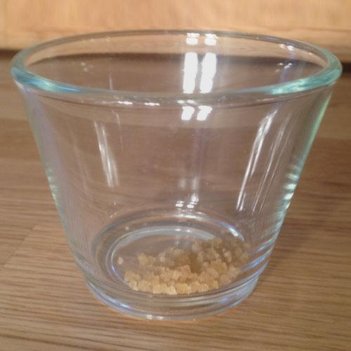 dehydrated kefir grains
