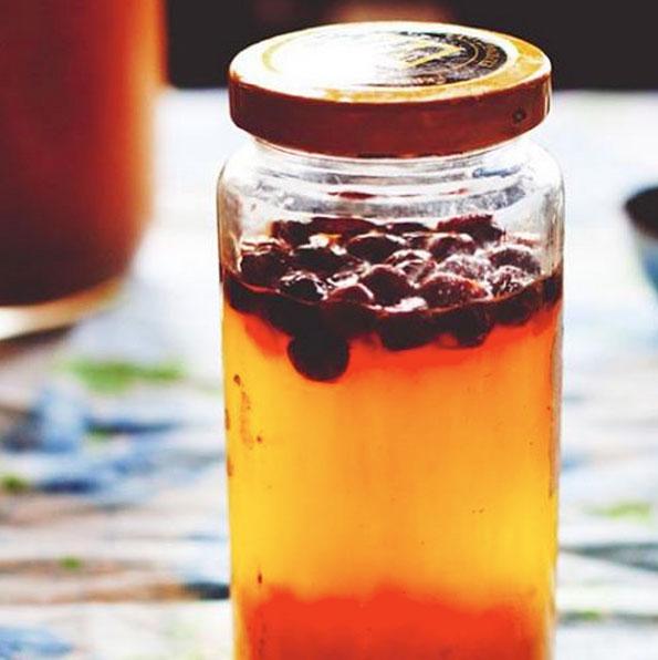 water kefir jar
