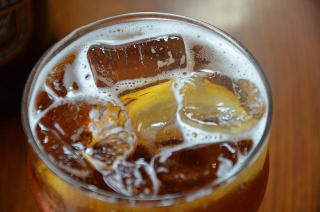 water kefir ginger beer