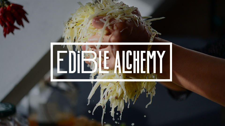 Edible Alchemy