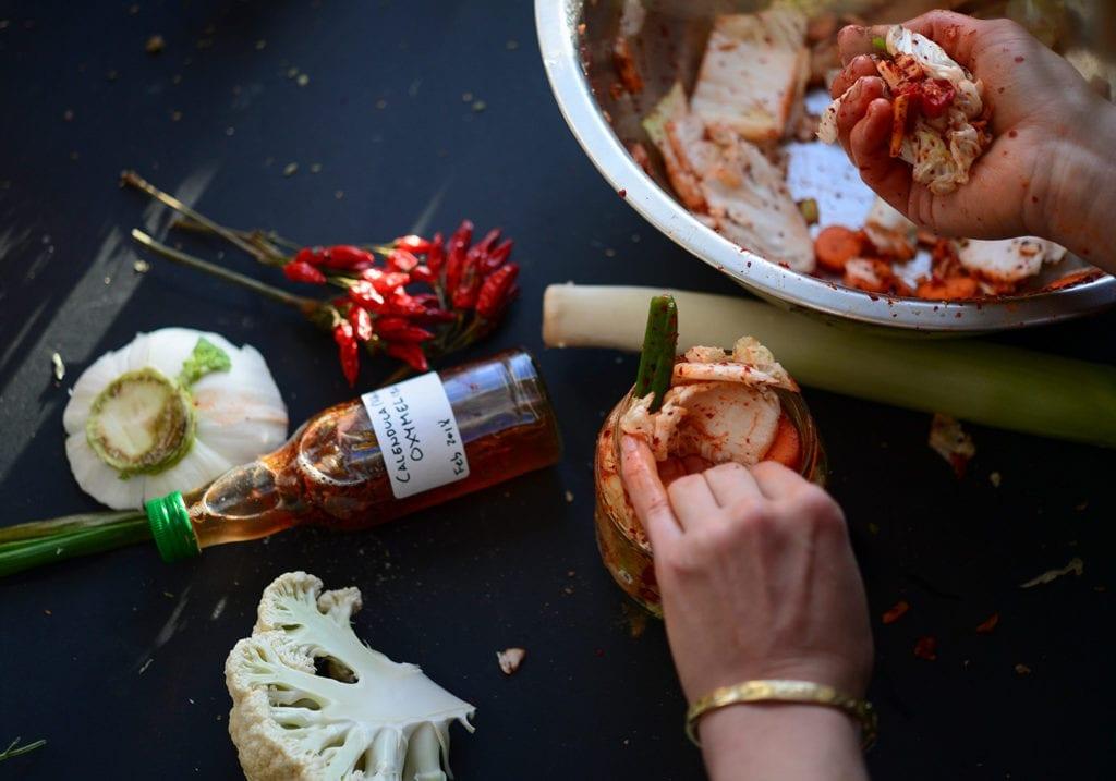 kimchi edible alchemy
