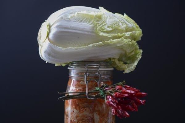 fermentation vegetables